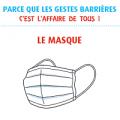 """Kit éducatif """"gestes barrières"""" - Spécial Collèges et Lycées"""
